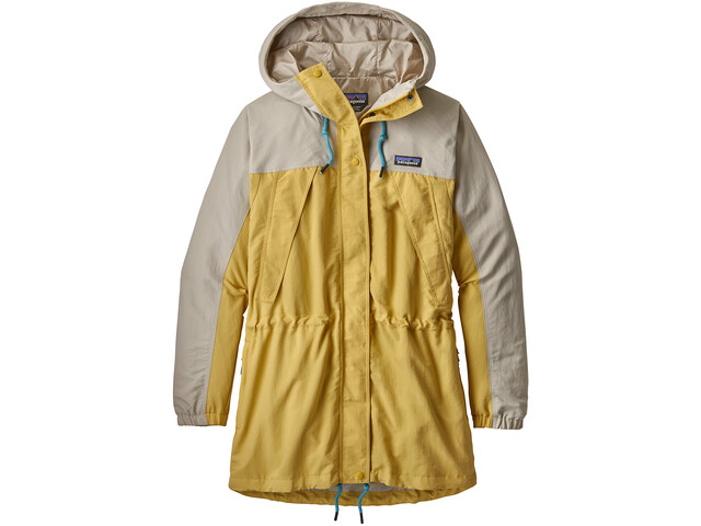 f822e8dc Patagonia W's Skyforest Parka Surfboard Yellow | Gode tilbud hos ...